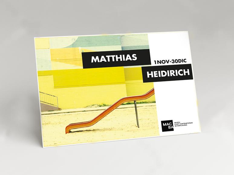 Matthias Heidirch